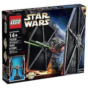 Lego Star Wars Tie Fighter 75095 Ultimate Collector New Neuf