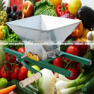 7 litre fruit crushing machine - for apple - tomatoes - oranges and other - FREE SHIPPING