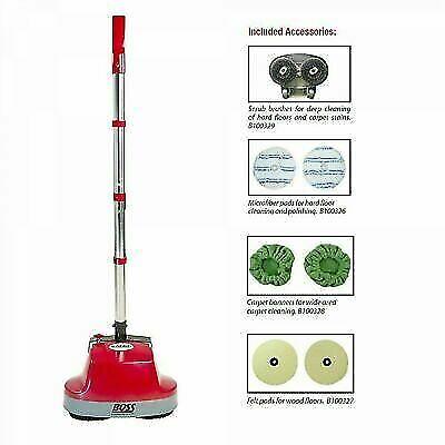 Commercial Grade Carpet Tile Cement Wood Floor Cleaner Scrub