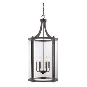 Modern Foyer Light - Brand New