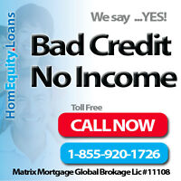 Bad Credit? NO PROBLEM! Second Mortgages Private - Equity Loans
