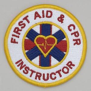 First Aid and CPR Instructor
