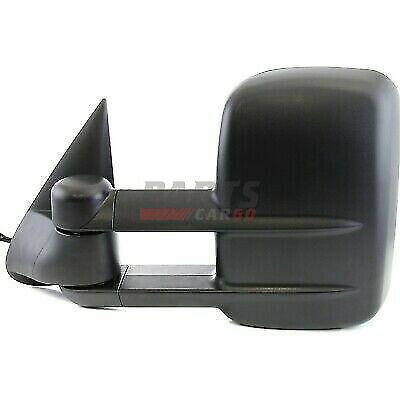 NEW GM1320355 MIRROR FITS 2003-2006 CHEVROLET SILVERADO 1500 HD 15904034