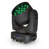 19 x 12w rgbw  LED Moving Head Light Beam Wash Zoom