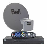 Bell/Telus Satellite Service Repair & Installation - CHEAP Price