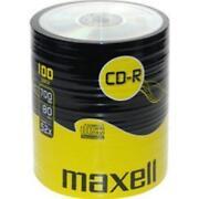 100 Maxell CD-R