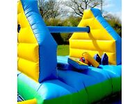 ** Inflatable Pole Joust Hire **