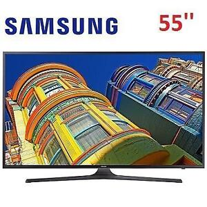 REFURB SAMSUNG 55'' 4K SMART LED TV - 128025035 - UN55KU6290FXZA