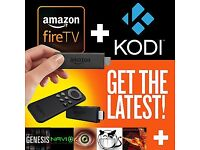 Amazon fire stick KODI FULLY LOADED sports movies box sets ppv live tv updating SAME DAY COLLECTION