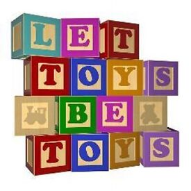 Selection of child's toys age 0-4