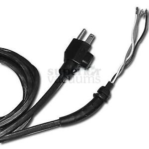 Cord 30' Black 3 Wire 18/3 3 Prong