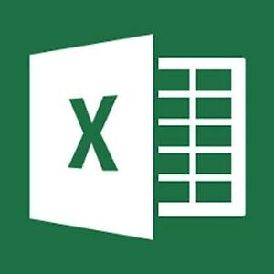 MS Microsoft Excel lessons and training