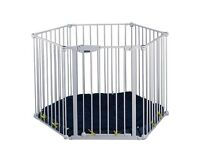 Lindam play pen, room separator, baby gate.