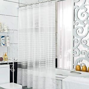 Riverbyland Shower Curtains Frosted 72 X 80