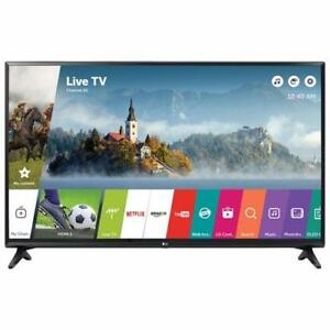 "LG 49"" 4K UHD SMART LED TV. CLEARANCE SALE $549.00  NO TAX, NO TAX."