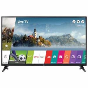 LG 49 4K UHD SMART LED TV. CLEARANCE SALE $549.00  NO TAX, NO TAX.
