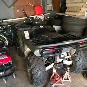 2009 Polaris sportsman 500ho