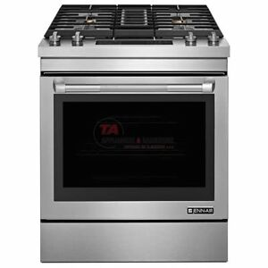 JENN-AIR RANGES SLIDE-IN DUAL-FUEL RANGE