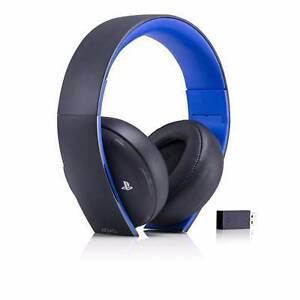 6 months old Playstation Wireless Headset 2.0 Black for sale Sydney City Inner Sydney Preview