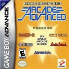 Nintendo Game Boy Advance Arcade Video Games