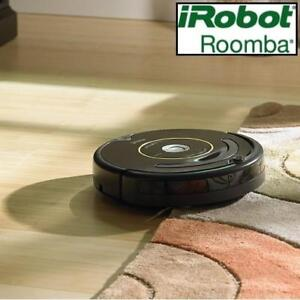 NEW IROBOT ROOMBA 650 VACUUM - 134190539 - ROBOT  AUTOMATIC CLEANER