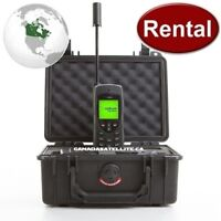 Iridium 9555 Satellite Phone Rental - Canada & Alaska - w/ Min