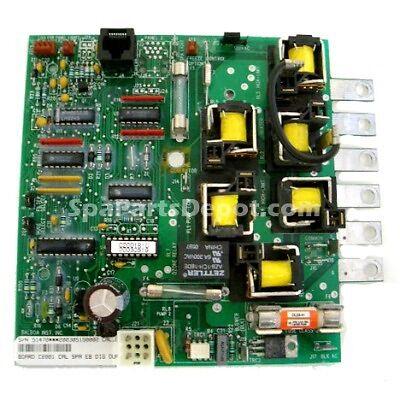 Cal Spas Circuit Board  C2001r1b 30 Day Warranty