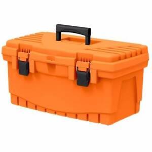 Homer 19 in. Tool Box, Orange Perth Perth City Area Preview
