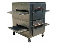 Lincoln Impinger - 32 Inch belts - Gas -Conveyor pizza ovens