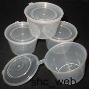 100ml Plastic Container