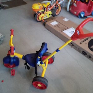 Little Tikes 3 in 1 Learn to Pedal Trike