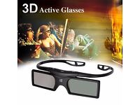 Lovely High Quality Active 3D TV Glasses, 2 Pairs Original Sony Samsung Panasonic LG various Models