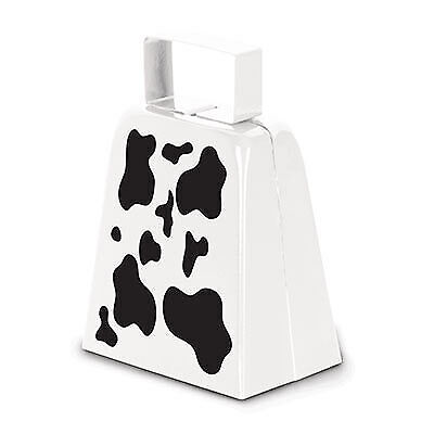 Cow Print Cowbell