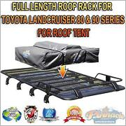 Landcruiser Roof Rack 80 Series