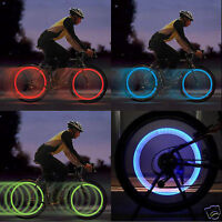 Bike LED Valve Stem Lights for Cars, Bicycles, Motorcycles, etc