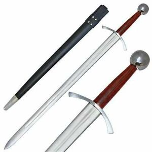 WH3F-IN5518: Valiant Archers Medieval War Arming Sword