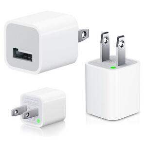 Apple iPhone/iPad/iPod USB Power Adapter (charger)