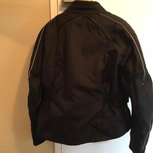 3M Scotchlite riding motorcycle jacket for women