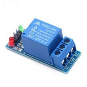 One 1 Channel Relay Module for Arduino
