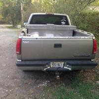 1998 Chevy Silverado 6 cylinder extended cab