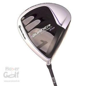 Taylor Made Burner 2.0 Driver Damen 10,5° Graphite Schaft Lady Flex Neu Golf