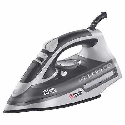 Russell Hobbs Colour Control Steaming Clothes Iron