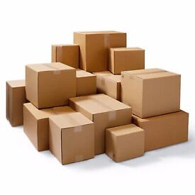 WANTED - Cardboard Boxes - Various Sizes