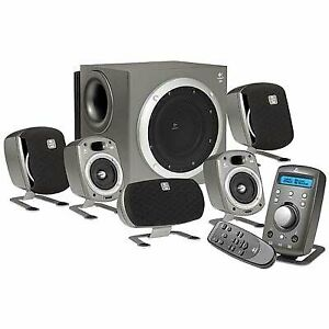Wanted: Logitech 5.1 Computer Speakers