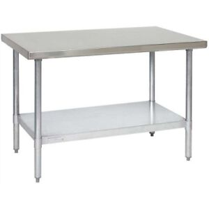 Stainless steel work tables! St. John's Newfoundland image 1