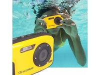wanted waterproof camera