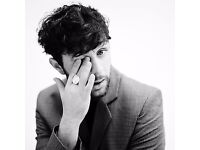 2 x tickets for Tom Grennan @ the O2 ABC Glasgow