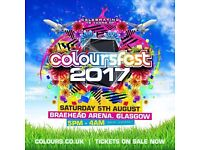 Coloursfest 2017