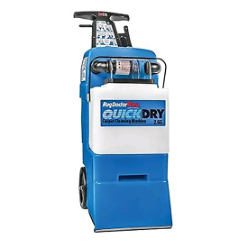 Carpet cleaning machine hire (Rug Doctor)