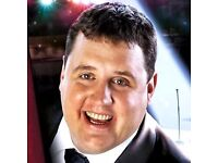 2/4 PETER KAY HOSPITALITY TICKETS FIFTH ROW!! NOTTINGHAM 29/1/19 DINNER & DRINKS PACKAGE